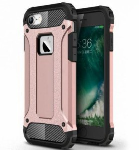93cddb0fad iPhone7/8 ハイブリッドケース 衝撃吸収 防塵ケース 2層構造 保護 カバー 滑り防止