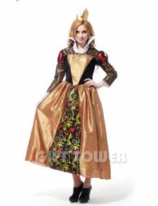 魔女 ハロウィンコスプレ大人 着ぐるみ  ダンス衣装 魔女・悪魔 不思議の国のアリス ハートの女王様 天使 コスチューム 仮装