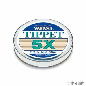 モーリス [VARIVAS] バリバス ティペット  ライン 3x 30m  ミストグレー 定形外可能  MORRI