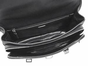 3c6783862358 プラダ バッグ VR0076 PRADA メンズ ビジネスバッグ ダレスバッグ サッフィアノ トラベル NERO ネロ カーフブラック アウトレット