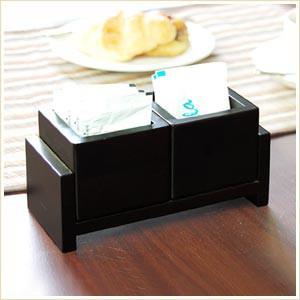 アジアン雑貨 マホガニーウッド製スタンドケース