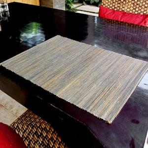 ランチョンマット アジアン テーブルウェア テーブルマット おしゃれ ウォーターヒヤシンス アジアン雑貨