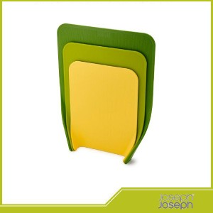 《JosephJoseph(ジョセフジョセフ)》ネストチョップ グリーン 60121[まな板][カテゴリ:調理器具-調理小物]