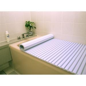●●ケイマック 新シャッター 風呂フタ 70×88cm M-9 ブルー 風呂蓋 ふた バスタブカバー シンプル バスグッズ