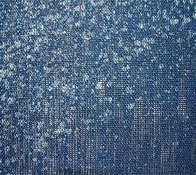 本ろうけつ染め 麻のれん 天の川(藍) 京染 麻100% ナチュラル素材 和暖簾 贈り物 日本製 癒し