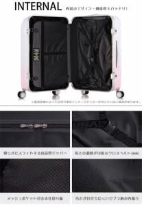 b9b91d988a NAKURU キャリーバッグ Sサイズ キャリーケース S スーツケース フレーム かわいい ピンク Wキャスター TSA. 2133 Sサイズ