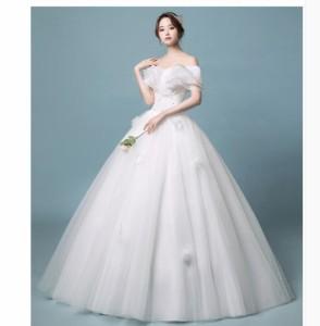 de020aaa28af9 人気新品 ウェディングドレス 二次会 花嫁 パーティードレス 披露宴 マタニティドレス 結婚式 ロングドレス ベアトップドレス