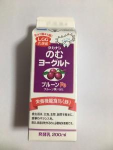 """""""タカナシ のむヨーグルト プルーンFe鉄 200ml×18"""""""