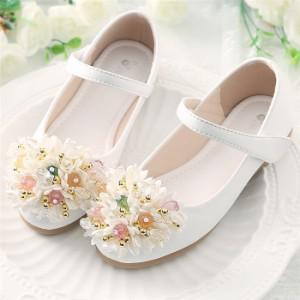 8c7aebdb2b7f2 フォーマルシューズ ガールズ 子供靴 ガールズシューズ ドレスシューズ 女の子 キッズ プリンセス風 可愛い プレゼント プリンセス