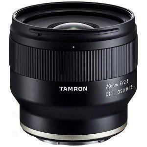 tamron タムロン 20mm f2.8の画像