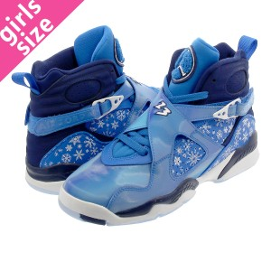 e558d0dd66bb4d NIKE AIR JORDAN 8 RETRO GS COBALT BLAZE BLUE VOID WHITE の通販は ...