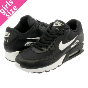 Outlet Nike Air Max 90 Black Summit White Shoes 325213 060