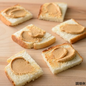 TOMIZ cuoca (富澤商店 クオカ) ピーナッツきな粉クリーム/ 120g