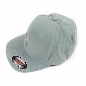 competitive price 82074 545bb HURLEY ハーレー キャップ PHANTOM BOARDWALK FLEXFIT HAT  FREE SIZE   グレー  帽子 正規