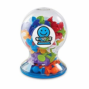 【中古】【輸入品 未使用品】Fat Brain Toys Squigz デラックス 50個セット