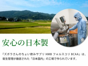 HMB フォルスコリ BCAA タブレット 120粒入 サプリメント アミノ酸 プロテイン  サイズ 9mm 錠剤 国産 貯筋