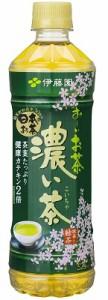 伊藤園 お〜いお茶 濃い茶 525ml PET 24本入り 1ケース