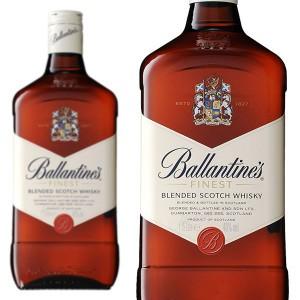 ウイスキー バランタイン ファイネスト 40% 1750ml 正規