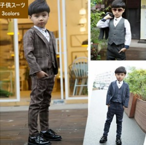 71e81f8e39db7 ... スーツ キッズ フォーマル 男の子子供 タキシード フォーマル 子供. TZ-1