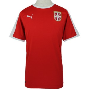 セルビア代表 2018 ホーム 半袖レプリカユニフォーム 【PUMA プーマ】ナショナルチームレプリカウェアー754921-01