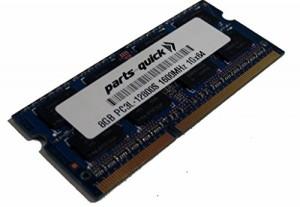 4GB SODIMM Panasonic ToughBook 52 Core i5 53 C1 C2 CF-19 CF-31 Ram Memory