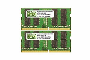 32GB 2X16GB NEMIX RAM Memory for Apple Mac Mini 2018