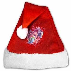 """""""オウムSクリスマスハットパーティーハットクリスマスパーティークリスマス (新古未使用品)"""""""