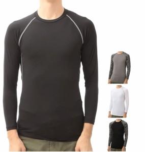 アンダーシャツ 長袖 JW-623 アンダーシャツ 冷感 消臭