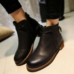 ブーツ ショートブーツ レディース 革 ウォーキングシューズ 革靴 レザー カジュアル 軽量