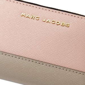 MARC JACOBS マーク ジェイコブス カードケース ミニ SAFFIANO METAL LETTERS サフィアノ メタル レターズ