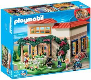プレイモービル PLAYMOBIL 4857 バケーションハウス
