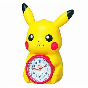 セイコー 目覚まし時計 「ポケットモンスター」 JF379A