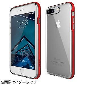 8c1aec4ba1 MOTOMO iPhone 8 Plus INO Achrome Shield レッド INOASPRD
