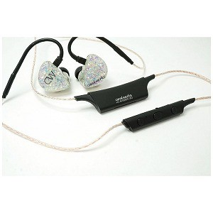 """bluetoothイヤホン カナル型[ワイヤレス(左右コード)/Bluetooth] CW-U73LVBT2"""