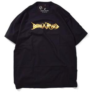 BORN X RAISED ボーンアンドレイズド STONEY TEE 半袖 Tシャツ 34605 BLACK ブラック