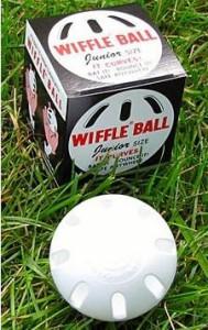 WIFFLE ball ウィッフルボール3個 箱入