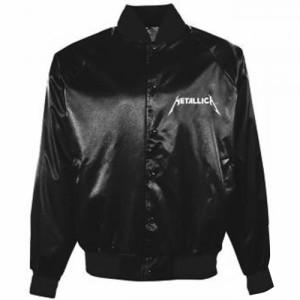 METALLICA メタリカ - RTL-Satin Jacket / アウター / メンズ 【公式 / オフィシャル】