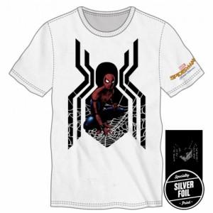 SPIDERMAN スパイダーマン - Homecoming White / Tシャツ / メンズ 【公式 / オフィシャル】