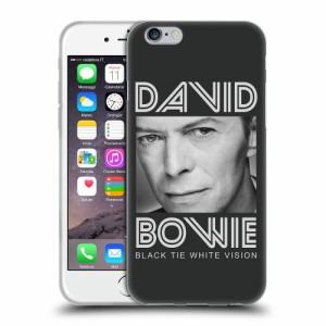 DAVID BOWIE デヴィッド・ボウイ - Black Tie ハード case / iPhoneケース 【公式 / オフィシャル】