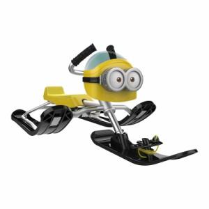 """""""ソリ ミニオンズ アウトドア  Tech 4 Kids Snow Moto Zip Minion Ride On"""""""