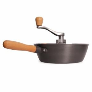 ナッツ ロースター 豆 焙煎 ロースト 鍋 フライパン Nut Roaster by VICTORIO VKP1215