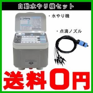 セフティ3 散水タイマー 点滴ノズル セット SAW-1 /STN-1015 [自動水やり器 自動水やり機 散水機]