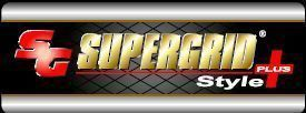 SUPERGRID スーパーグリッド スタイルプラスグラファイトワイパー トヨタ カリーナ(96.8~01.11)用左右セット