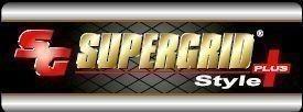 SUPERGRID スーパーグリッド スタイルプラスグラファイトワイパー ダイハツ シャレード(93.1-00.5)用左右セット