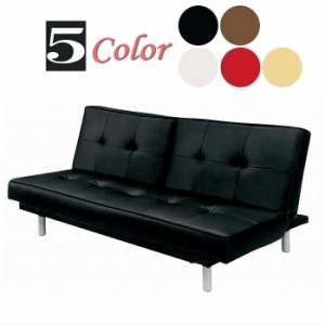 ソファベッド 合皮 PVC 合成皮革 一人暮らし 激安 安い 3人用 シングルベッド コンパクト 子供部屋 トリプル おすすめ