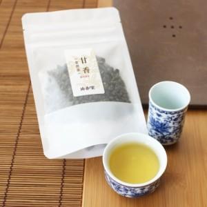 【甘香(moka)50g】 台湾烏龍茶2017年春茶 金萱茶 阿里山