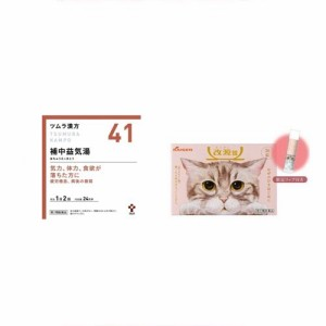 風邪薬・漢方セット 改源錠(指定第2類医薬品) ツムラ補中益気湯 (第2類医薬品)