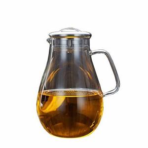 """""""Wonderful lifE 冷水筒 2L ガラスポット glass bottle ホウケイ酸塩"""""""