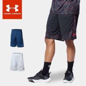 ☆ネコポス アンダーアーマー メンズ バスケットボール パンツ UA バスケットボール IS マイ ブラッド ショーツ ルーズ