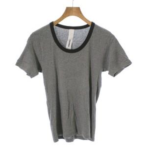 15e9cf7fa971f8 ATTACHMENT / アタッチメント メンズ Tシャツ・カットソー 色:グレー サイズ:2(M